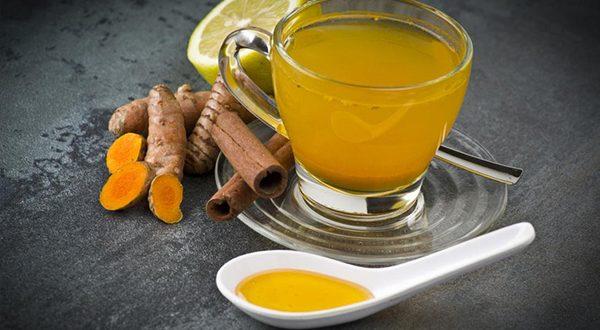 چای-زردچوبه-برای-پوست